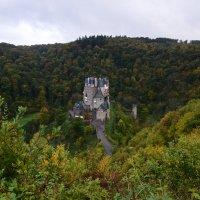 Пряничный замок в горах Эффеля :: Valeriy(Валерий) Сергиенко