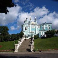 Успенский собор. :: Геннадий Кульков