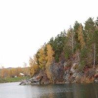 Айское озеро :: Светлана Триянова