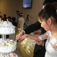 Разрезание торта :: Валерий Славников