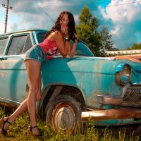 Теплый летний день :: Evgeniy Ignashin