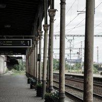 вокзал :: Ольга Николенко