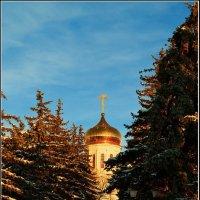 Дорога к храму :: Александр Смольников