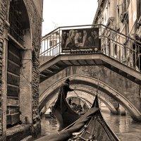 Венеция. Краеугольные камни и мосты :: Аркадий Беляков