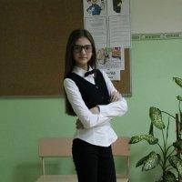 Министр образования-в школьной сценке :: Ева Тарасевич