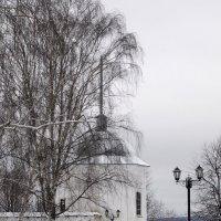 Сегодня выпал первый снег... :: Андрей Зайцев