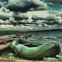 на рыбалке :: Александр Тихомиров