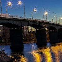 вечерний мост :: Владимир Мужчинин