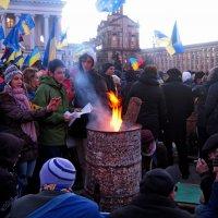 Холодная осень 2013 :: Ростислав