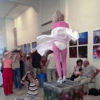 наша выставка-бодиарт-2012г. Тель Авив :: Shmual Hava Retro