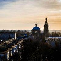 Город :: Надежда Козлова