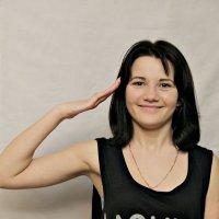 К пустой голове руку не прикладывают :: Ирина Суслова