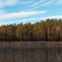 озеро :: валерий киреев