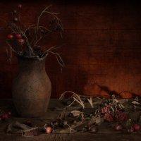 Осенний букет :: Ирина Елагина