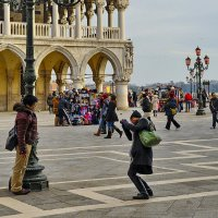 Венеция. Пл. св. Марка :: Аркадий Беляков