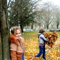сердце спрятанное в листьях :: Алена Шевчук