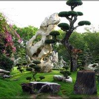 Парк камней :: Евгений Никифоров