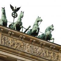 И кони мчат, почти летят... :: Ирина Данилова