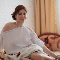 Призрачная вуаль :: Татьяна Ширякова