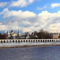 Первый снег :: Евгений Никифоров