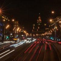 Ритм ночного города :: Александр Лебедев