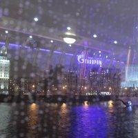 Набережная в дождливый вечер :: Нина Червякова