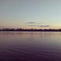 Закат на Дунае :: Саша Скейтер