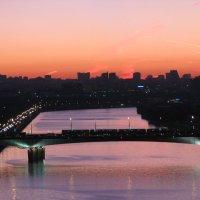 Вечер над Москвой-рекой... :: Просто witamin