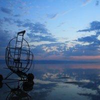 соленое озеро :: Андрей Петренко