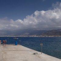 Остров Крит :: Александр Лебедев