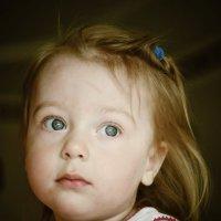 Портрет девочки :: Ed Peterson