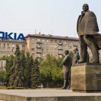 Ленин и Nokia... :: Александр Поборчий