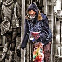 Одинокая старость... :: АндрЭо ПапандрЭо