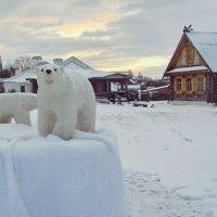 Три медведя :: Валерий Струк