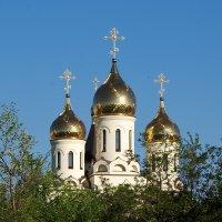 Золотые купола :: Александр