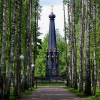 «Памятник защитникам Смоленска 4-5 августа 1812 года». :: Анатолий Сидоренков