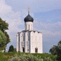 Церковь Покрова на Нерли :: Андрей Лошаков