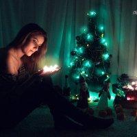 Новый год :: Оксана Чаплыгина