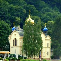 Russische Kirche :: Susanna Sarkisian