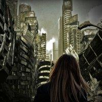 заброшенный город :: Сергей Лукьянсков