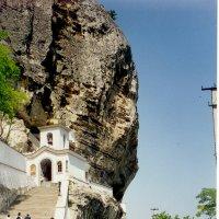 Мужской монастырь в Чуфут-кале в Крыму :: Борис Русаков