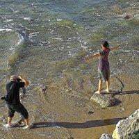 фото сессия, на Сридеземном море :: Shmual Hava Retro