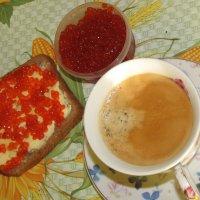 Завтрак :: Елена Безнасюк