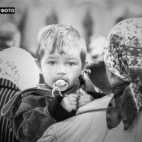 На молебне :: Антуан Мирошниченко