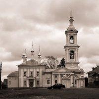 церковь :: Дмитрий Беляков