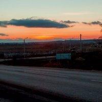 После заката :: Юрий Стародубцев
