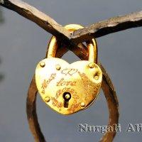 Замочек любви :: Нургали Алибаев