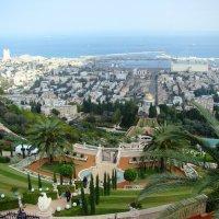 Бахайские сады. Израиль. :: Natalisa Sokolets
