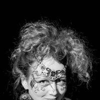 чёрно-белый портрет :: Андрей Липов