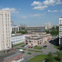 Park inn pulkovskaya :: Александр Бочаров